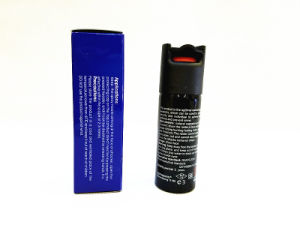 Hot Sale Anti Riot Self-Defense Police Pepper Spray 60ml pictures & photos