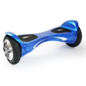 2016 New Design UL 2272 Ce Approved with Bluetooth Speaker Two Wheel Hoverboard pictures & photos