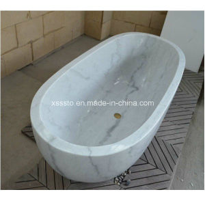 Bath Tub Freestanding Bathtub Stone for Shower pictures & photos