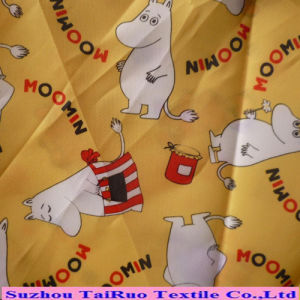 Printed Polyester Taslon Fabric for Garment with Waterproof pictures & photos