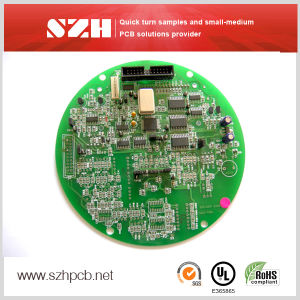 Custom Access Control 2.4mm 1oz PCB PCBA pictures & photos