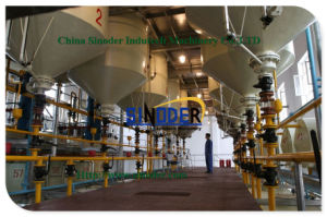 Palm Crude Oil Refinery Plant, Palm Oil Extraction Machine pictures & photos