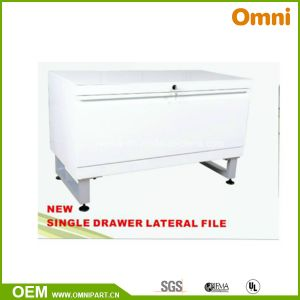 Office Furniture Single Drawer Lateral File Cabinet (OMX-02) pictures & photos