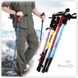 T Shape Grip Aluminum Walking Stick pictures & photos