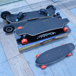 Customized Electric Four Wheels off Road Hover Board pictures & photos