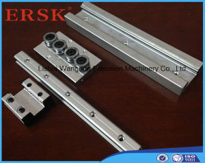 Linear Guide Rails Wiht Flange Block pictures & photos