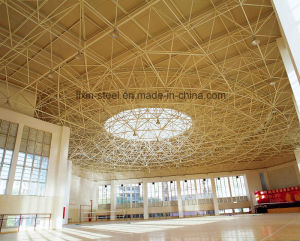 Roof Truss Steel Product for Middle School Stadium pictures & photos
