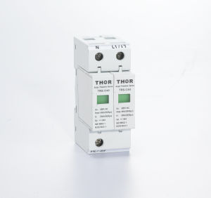 40ka Lightning Arrester Surge Protector for CE pictures & photos