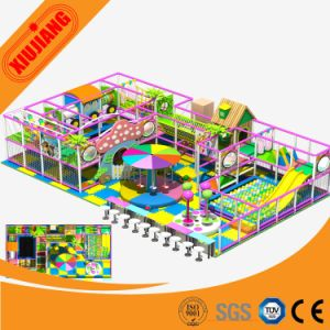 Wenzhou Children Toys Indoor Plastic Playground Tube Slide pictures & photos