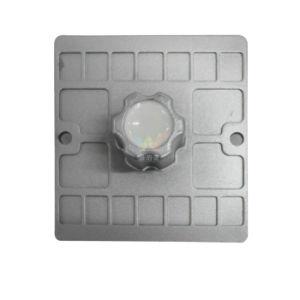 White Aluminum Solar Power 4PCS LED Cat Eye Road Marker pictures & photos