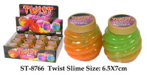 Hot Funny Twist Slime Toy pictures & photos