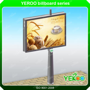 Two Sides Scrolling LED Lighting Box Advertising Billboard, Street Furniture pictures & photos