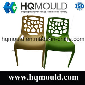 Plastic Modern Design Hollowed-out Chair Injection Mould Customized Mould pictures & photos