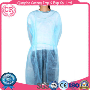 Cotton Disposable Surgery Clothing for Hospital pictures & photos