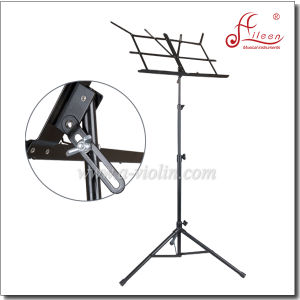 High Quality Adjustment Iron Music Sheet Stand (MS110H) pictures & photos
