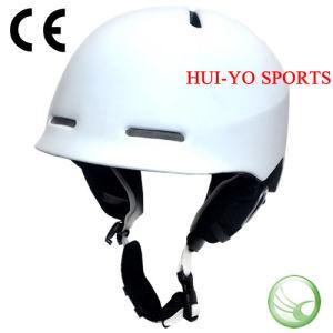 Player Ski Helmet, Ski Helmet with Visor, Professional Snowboard Helmet