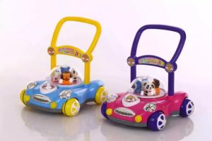 New Design New PP Eight Wheels Baby Walker pictures & photos