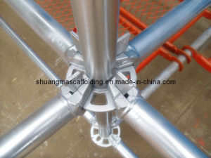 En12810, SGS Qualified Ringlock Scaffolding Manufacturer for Building pictures & photos