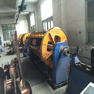 Fiber Optic Cable and Cloth Covered Wire Buncher Machine pictures & photos