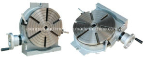 Horizontal and Vertical Manual Rotary Tables pictures & photos