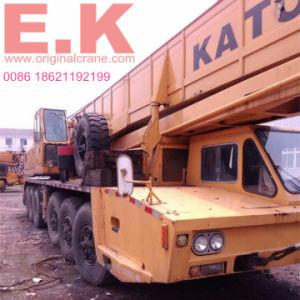 80ton Japanese Kato Boom Crane Mobile Truck Crane (NK800E) pictures & photos