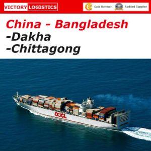 Shipping, Sea/Ocean Freight From Shenzhen/Guangzhou/Shanghai/Ningbo/Tianjin/Qingdao/Dalian China to Chittagong/Dhaka, Bangladesh