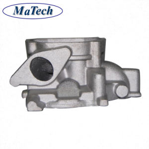 Custom Precisely Aluminum Alloy Die Casting Cylinder Head pictures & photos