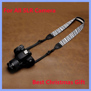 Best Christmas Gift Universal Geniue Leather Camera Strap pictures & photos