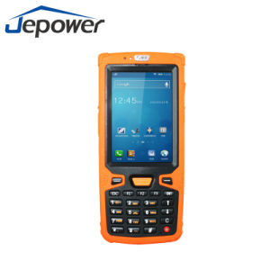 Handheld 3G WiFi Bluetooth 1d 2D Barcode Scanner PDA Terminal with NFC Reader pictures & photos