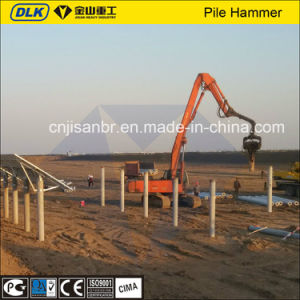 Vibro Hammer Suits for Excavator with High-Quality pictures & photos