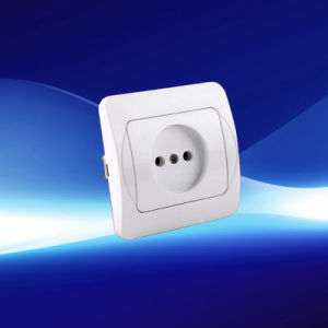 New Design Gang European Wall Socket pictures & photos