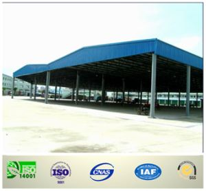 Light Steel Frame Bazaar Buildings with Low Price pictures & photos