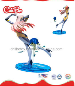OEM China Plastic Sexy Figure Toys (CB-PF001J) pictures & photos