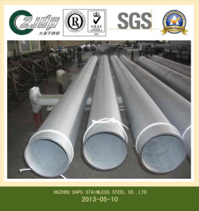 Foshan Manufacturer ASTM 304 Stainless Steel Pipe/Tube pictures & photos