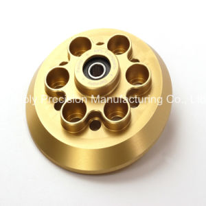CNC Milling Machining Cylinder Block with Aluminum Anodizing pictures & photos
