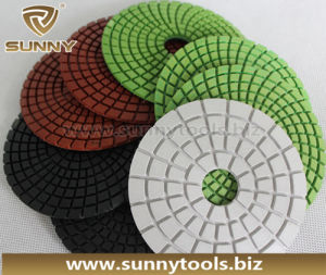 Diamond Flexible Polishing Pad, Polishing Plate pictures & photos