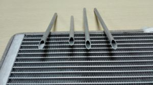 Round Thin Aluminum Tubing for Evaporator / Condenser / Connection Tube pictures & photos