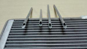 Round Thin Aluminum Tubing for Evaporator / Condenser / Connection Tube pictures & photos