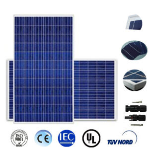 Best Sale 250W Poly Solar Panel with CE and ISO pictures & photos