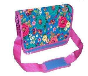 Tarpaulin PVC Shoulder Laptop Bag for Business pictures & photos