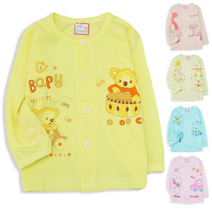 Cheap Customize Unisex Lovely Soft Combed Cotton Comfortable Infant Clothes pictures & photos