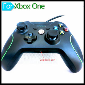 Double Shock Cable Game Controller for Microsoft xBox One Console