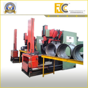 """Tubeless Wheel Rim Manufacturing Roll Forming Machine 17.5""""-24.5"""" Diameter pictures & photos"""