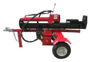 22t Gasoline Engine Wood Log Splitter for Sale with Ce EPA pictures & photos