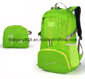 Foldable Leisure Breathable Fashion Outdoor Sports Bag Pack Backpack (CY3303) pictures & photos