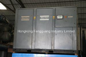Second Hand Used Ga160 Atlas Copco Screw Air Compressor pictures & photos