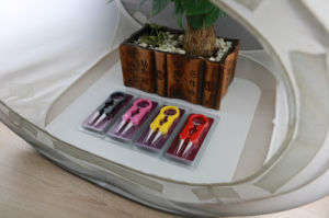 Wholesale E Cigarette Tool DIY Brucelles Ceramic Metal Vaper Tweezer pictures & photos