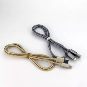 One Head Two Use USB Cable for Android and iPhone pictures & photos