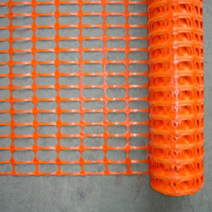 China Exporting Zhuoda Brand Plastic Orange Safety Net pictures & photos