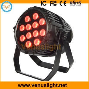 IP65 LED PAR Stage Light with 12 PCS 6in1 LEDs